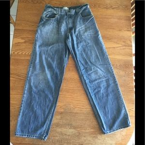 "Levi's Men's Baggy Silver Tab 34""x34"" Jeans"